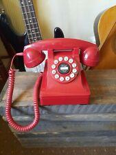 Retro Red Telephone ☎️