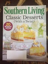 Southern Living Magazine February 2017 * Classic Deserts/20 Weekend Suppers