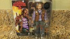 TEXAS CHAINSAW MASSACRE PART 2 CHOP-TOP ACTION FIGURE NECA DOLL CHOPTOP