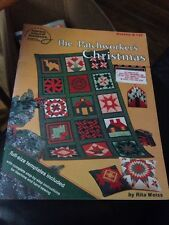 American School Of Needlework The Patchmakers Christmas