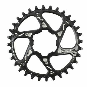 Hope Technology Spiderless Retainer Bike Chain Ring Boost - Black - 32 Tooth