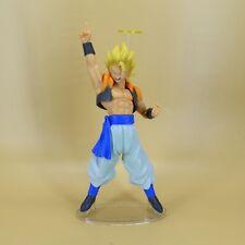 "DragonBall Z DBZ super saiyan gogeta PVC FIGURE Statue 8"" #h6"