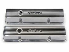 For 1968-1974 Chevrolet K30 Pickup Engine Valve Cover Set Edelbrock 57186MV 1969