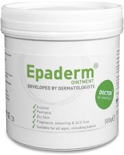 Epaderm Ointment for Dry Skin,Eczema & Psoriasis 500g