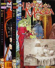 Vertigo: the books of magic: links thermos complete saga (2) prestige