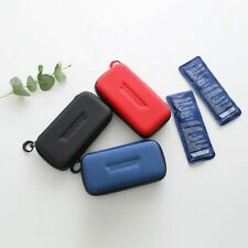 Diabetic Insulin Cooler Bag Medicine Refrigerator Insulated Case With 2 Ice Bags