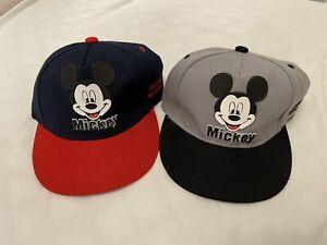 Boys Mickey Mouse Cap Bundle