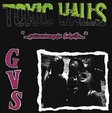 TOXIC WALLS Gottverdammte Scheiße CD (1993 Hulk Räckorz) Neu!
