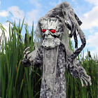 78 in. Touch Activated Animatronic Tree Man