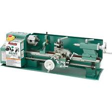 "G0765 Grizzly 7"" X 14"" Variable-Speed Benchtop Lathe"