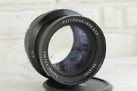 Carl Zeiss Jena TESSAR 250mm f/4,5 for Large Format Lens Germany #9814701
