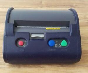 Seiko SII MPU-L465-e or MPU-L465-16d-e Label Thermal Printer w/out ac/adapter