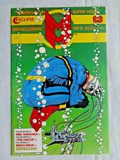 Miracleman No. 5 January 1986 Eclipse Comics First Print Alan Moore Vf/Nm (9.0)