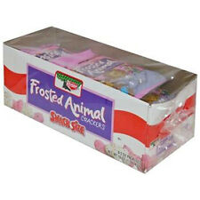 Keebler Frosted Animal Crackers Snack Size 2 Oz Each ( 8 In A Pack )