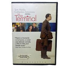 The Terminal DVD Steven Spielberg(DIR) 2004 (Widescreen)