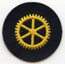 Original Kriegsmarine Ärmelabzeichen Maschinenlaufbahn 2.Weltkrieg
