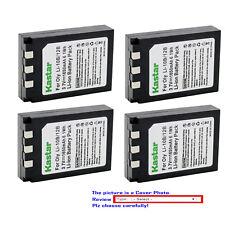Kastar Replacement Battery for Olympus Li-10B Li-12B & Camedia C-770 Ultra Zoom