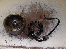 99 HONDA TRX250 RECON 2X4  FLYWHEEL AND STATOR WITH ONEWAY BEARING  P515