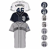 San Diego Padres Authentic On-FIeld Classic Jersey Collection MAJESTIC - Men's