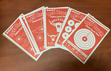 Daisy Red Ryder Shooting Gallery Targets