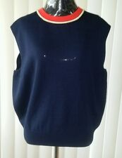 Women's L, Knit Navy color pantsuit St. John Collection by MarieGray!
