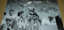 STEVE HODGE NOTTINGHAM FOREST PERSONALLY HAND SIGNED 12X8 AUTOGRAPH PHOTO