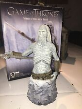 Gentle Giant bust statue Game of Thrones White Walker HBO