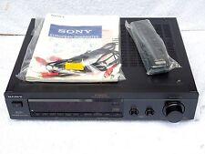 Brand New Boxed! Sony SDP-EP90ES ES Range Digital Sound Processor Pre Amplifier
