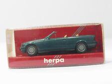 Herpa BMW 3er Cabrio OVP 1:87 WW8117