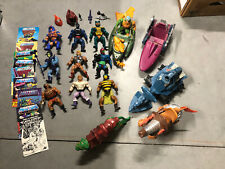 Lot Of He-man Action Figures