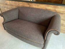 Tetrad harris tweed 2  seater  sofa cost £2000