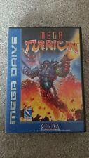 Mega Turrican - Sega Mega Drive [NTSC-J] - Complete
