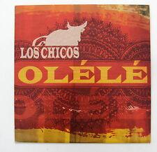 LOS CHICOS...........OLELE.........PromoCopy...MAXI 45T