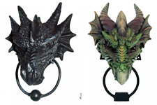 Nemesis Now Dragon Head Door Knocker Gothic Game Of Thrones - Choose Your Dragon