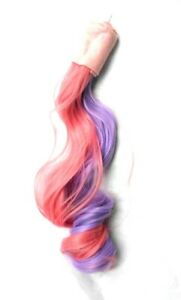 Sweetie tail Straight Unicorn Pony Fast Shi mlp Tail Costume Cosplay pink purple