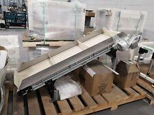 3200 Series Dorner Pleated Conveyor