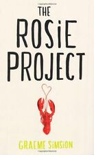 The Rosie Project,Graeme Simsion