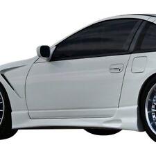 For Nissan 300ZX 90-96 Duraflex F-1 Style Fiberglass Front Fenders Unpainted