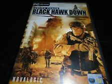 Delta force Black hawk down   shooter   Pc game