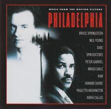 Soundtrack - Philadelphia - CD -