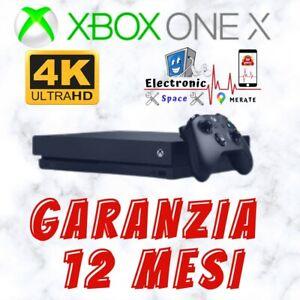 Microsoft Xbox One X 1TB Console - Nera