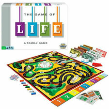 The Game of Life Board Game  FREE SHIPPING