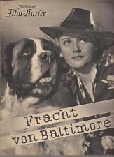 BFK Nr. 2872 Fracht nach Baltimore ( Hilde Weißner )