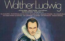 Walther Ludwig The Magic Flute Traviata Historische Recordings 1943-1946 DO-LP