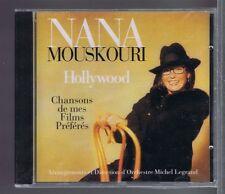 CD NEUF NANA MOUSKOURI HOLLYWOOD
