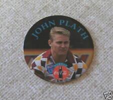 1995 CINEMA   RUGBY LEAGUE TAZO  #15  JOHN PLATH, BRISBANE BRONCOS