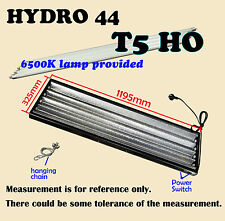 3pcs of T5 HYDRO 44 Hydroponics Propagator Grow Light 4FT with 6500k tubes