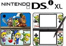 Nintendo DSi XL autocollant Peau Vinyle zelda