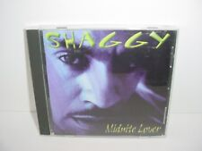 Midnite Lover by Shaggy CD Music