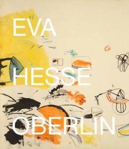EVA HESSE Oberlin Drawings LIBRO in Inglese NEW .cp
